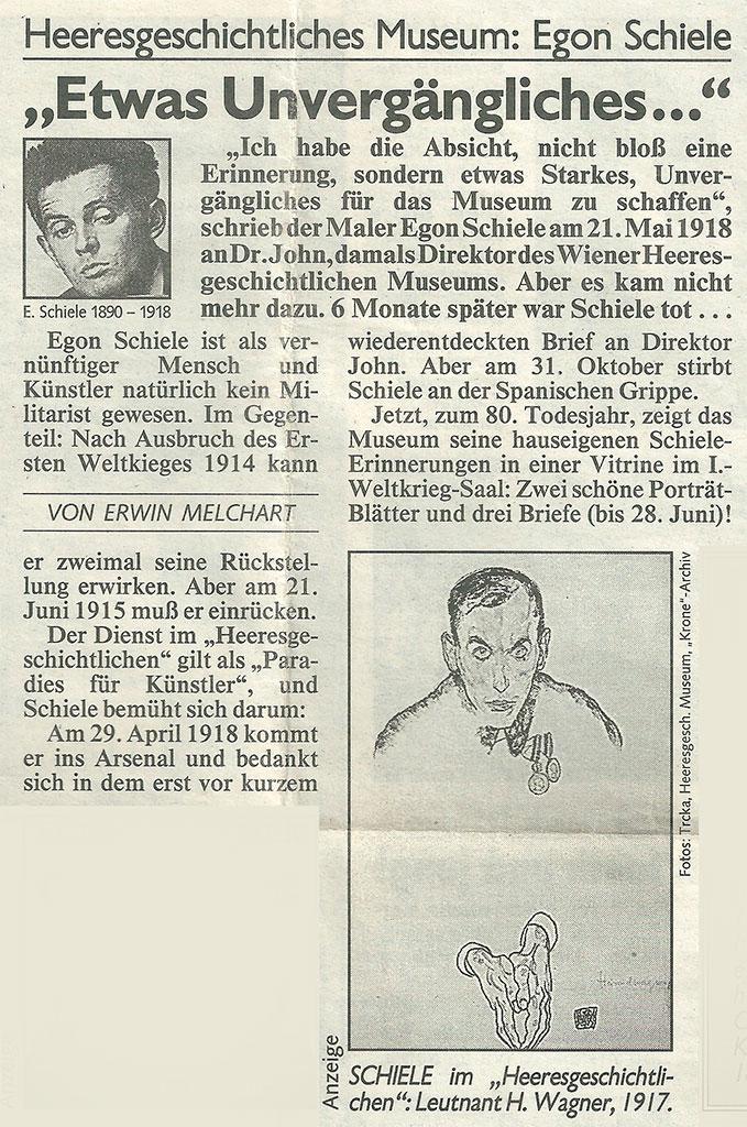 Wiener Kronenzeitung Aktuell